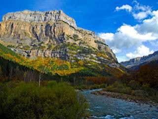Entorno: Parque Nacional de Ordesa y Monte Perdido