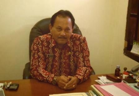 Pembangunan gedung kantor disdagsar kabupaten ngawi