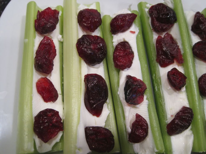 Upgrade your ants on a log to grown up snack or party appetizer status with this fun and easy snack idea.