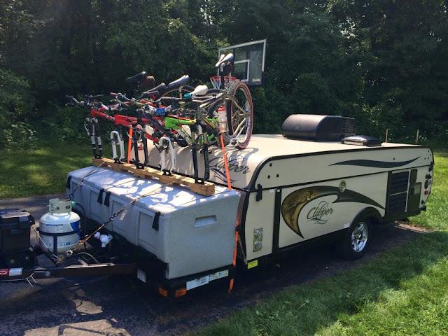 Front Storage Box For A Pop Up Camper Storage Designs