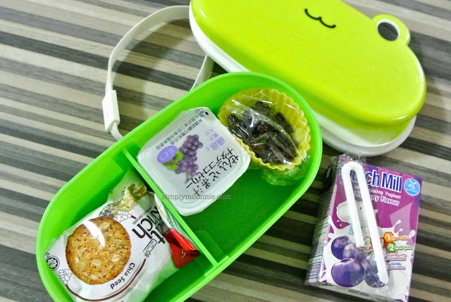 food for recess ideas