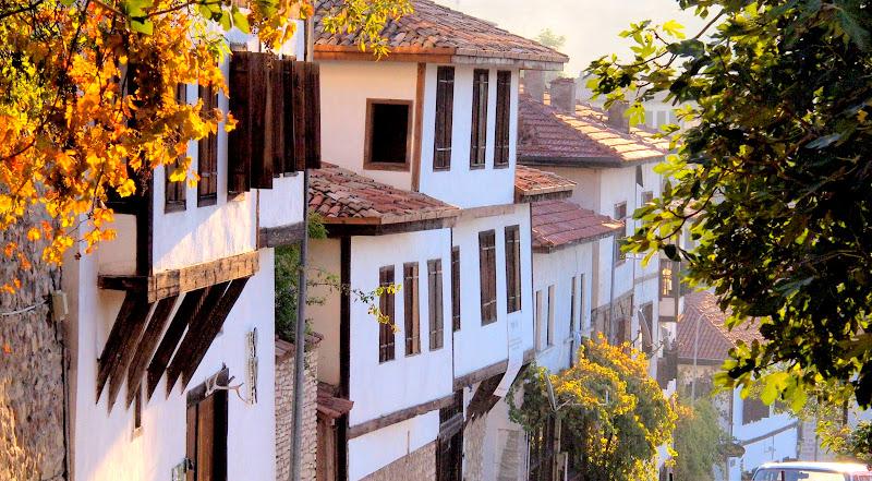 Ottoman houses in Safranbolu Turkey