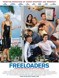 Freeloaders (2011) WEB-DL 720p  600MB