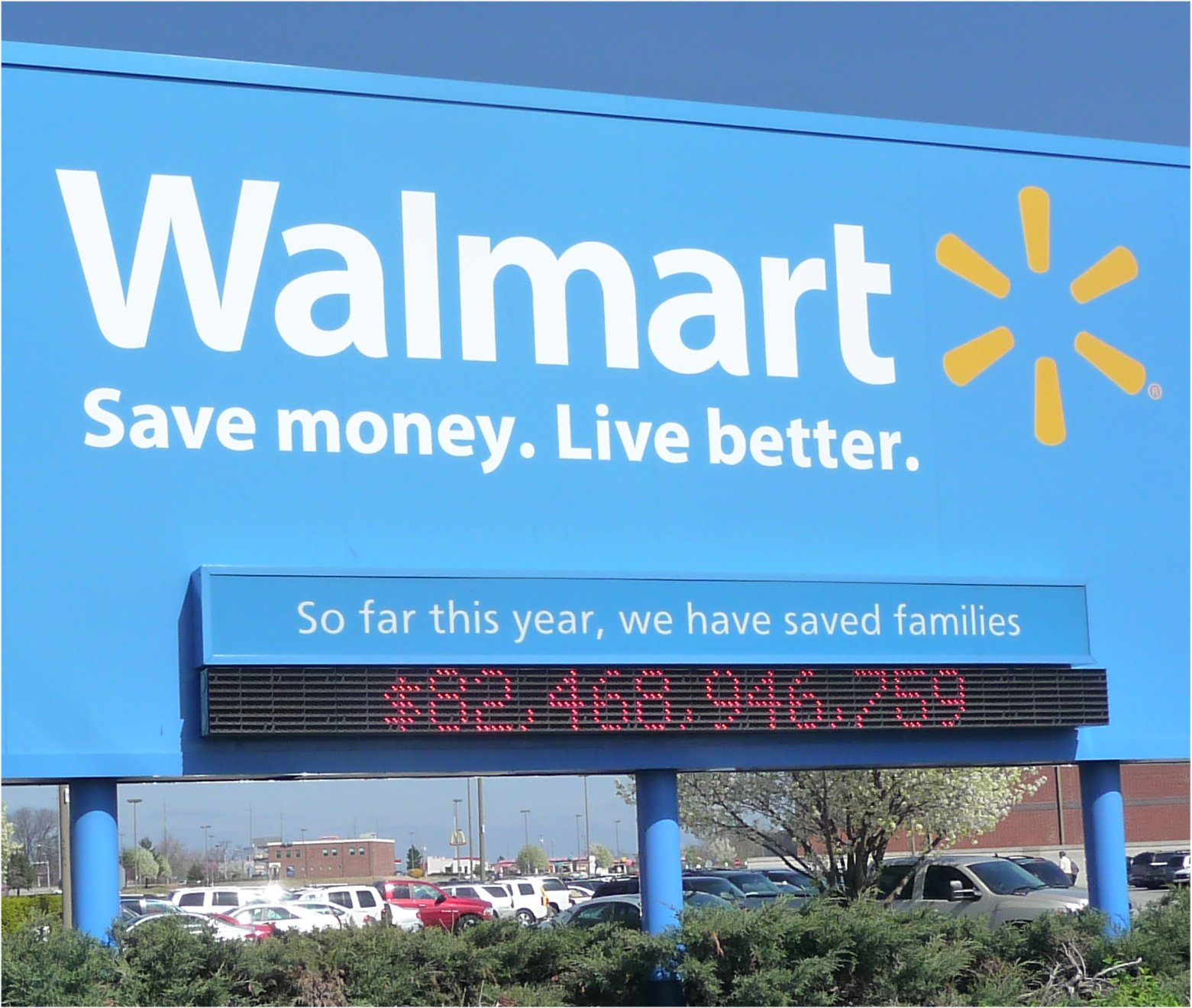 Facing Hunger in America: Rethinking Walmart