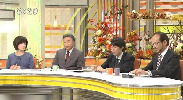 【動画】フジテレビ、TPP反対派の放送事故の翌日に推進派のみで番組進行
