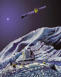 The Rosetta Landing