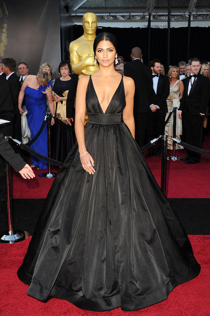 camila alves oscars 2011. Best Dress - Camila Alves