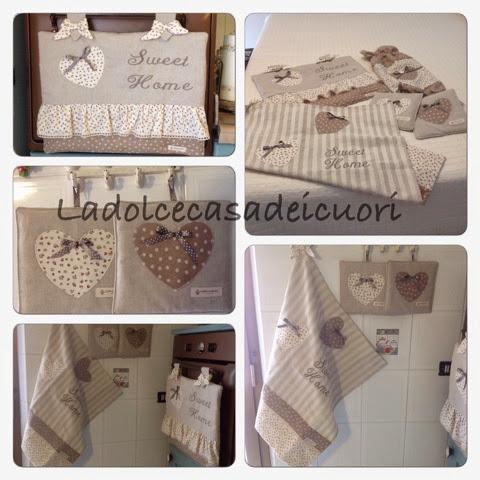 Ladolcecasadeicuori : collezione sweet home...