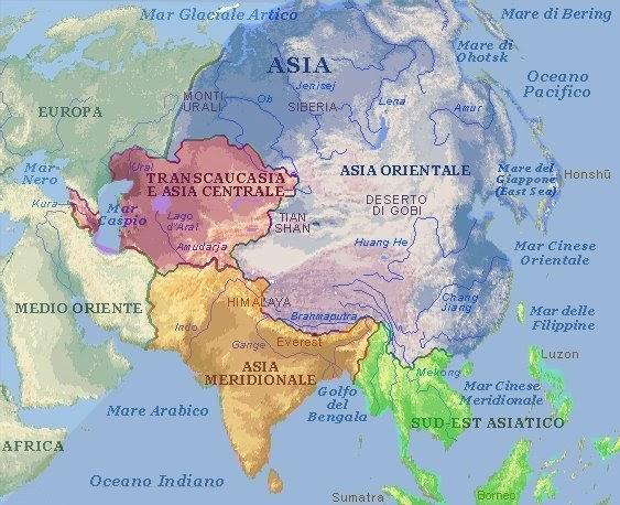 Quanti abitanti ci sono in asia censimento della popolazione for Quanti deputati ci sono