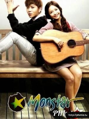 Phim Thần tượng âm nhạc - Monstar (2013)