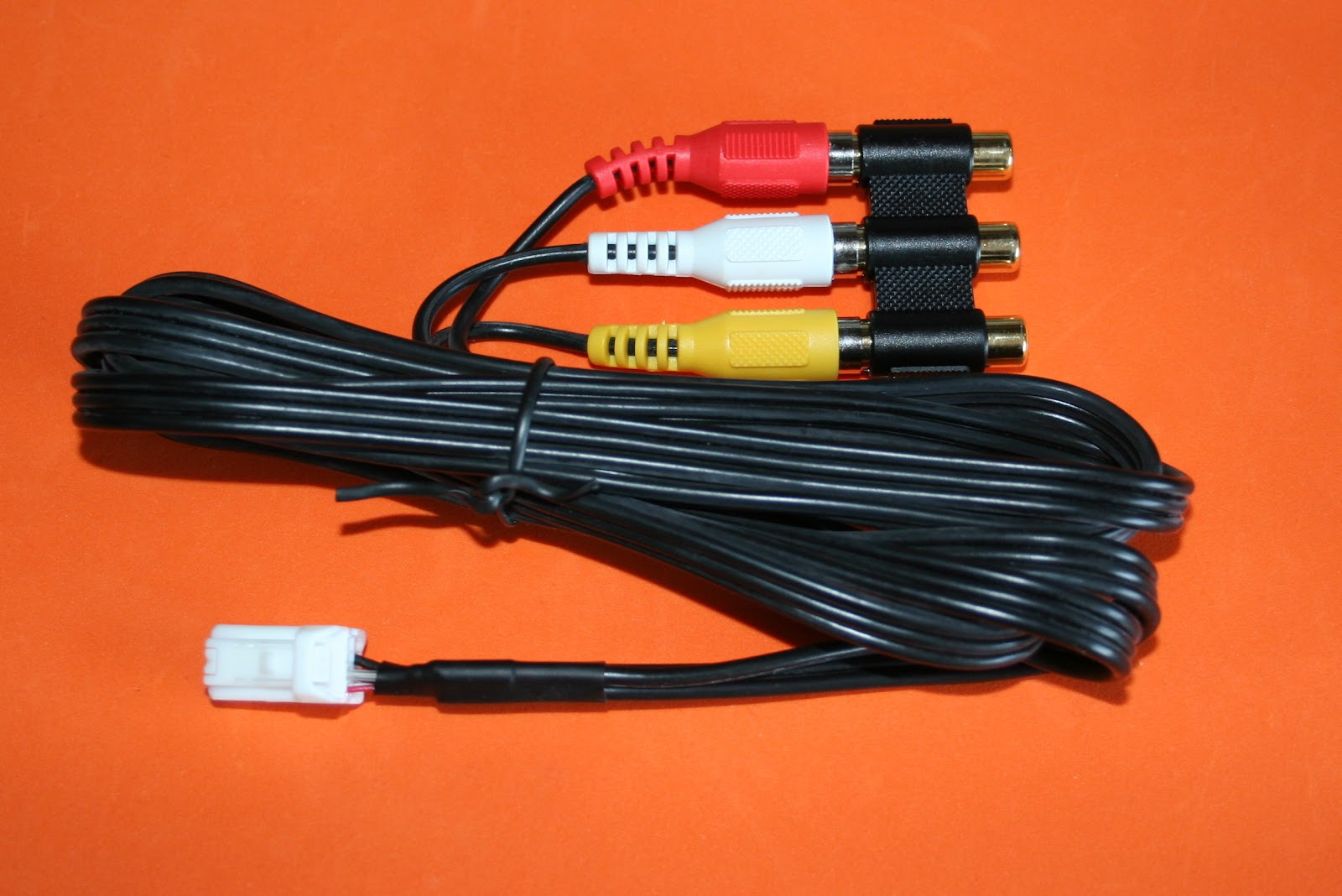 Aux Av Cable Car Kit Company Wiring