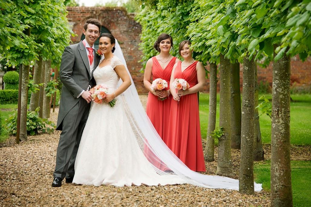 Blush Pink Wedding Dress - Estilo Moda Wedding Dress Designer Milton Keynes