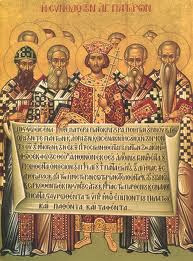 Sunday of the Holy Fathers of the Seventh Ecumenical Council