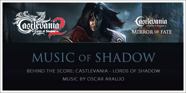 Behind The Score - Castlevania: Lords of Shadow 2 by Oscar Araujo