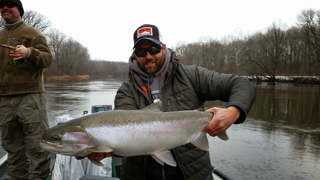 Centerpin Fishing for Steelhead