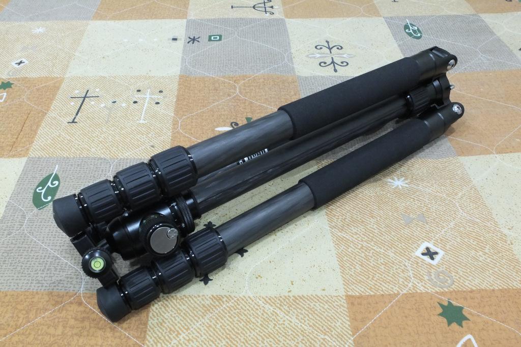 帝特Tiltall TC-284N反折碳腳 + Skyler SH2036雲台開箱