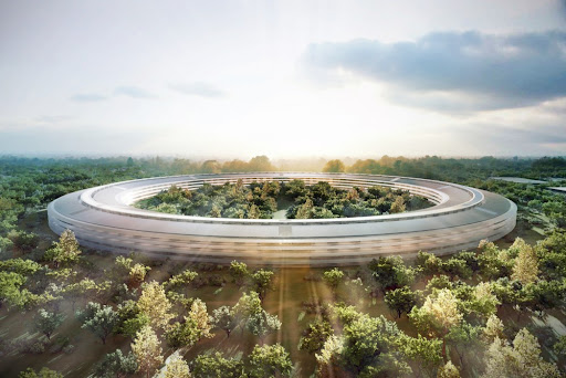 More about Foster + Partner's new Apple Campus in Cupertino