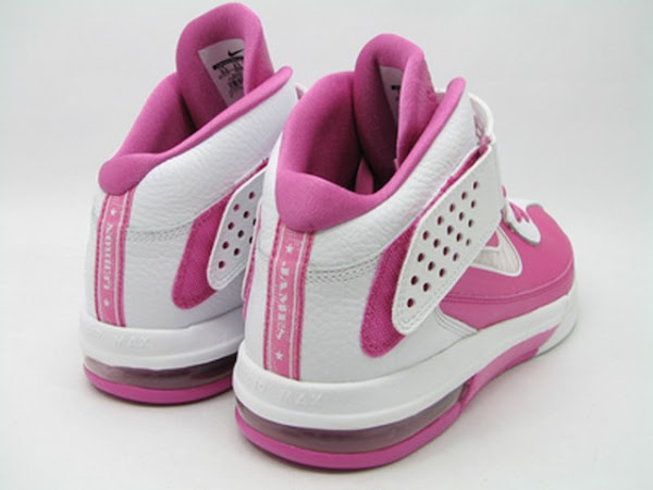 Nike Air Max Soldier V PinkfireWhite 8220Kay Yow8221 Available
