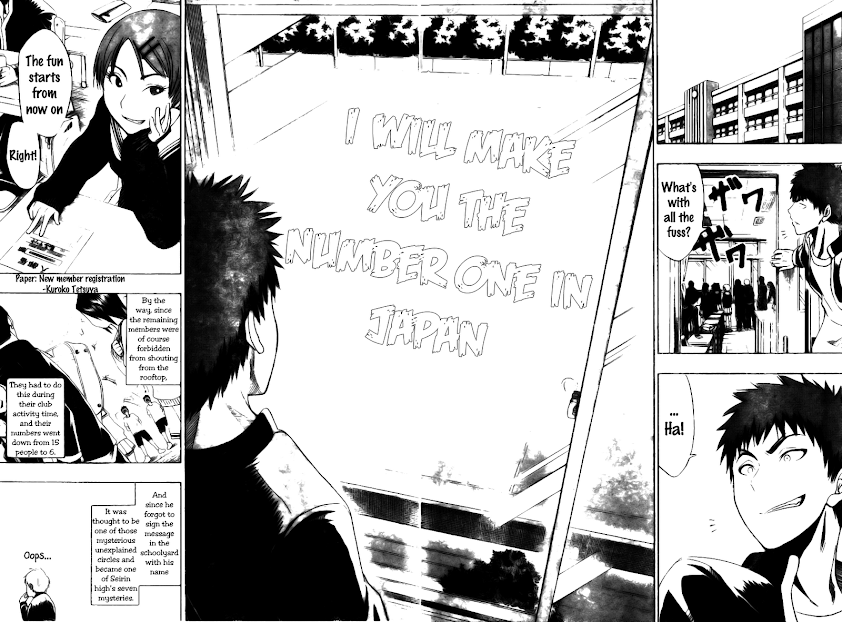 Kuruko no Basket Chapter 2 - Image 22-23