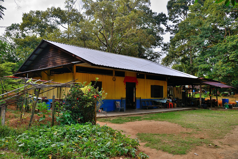 Kampung house popular with film crews