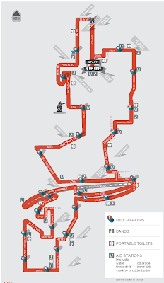 kansas city marathon route map Tony S Kansas City Kc Marathon Jerks Will Monopolize Kansas City kansas city marathon route map