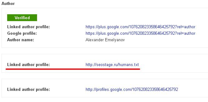 Проверка сниппета в Google