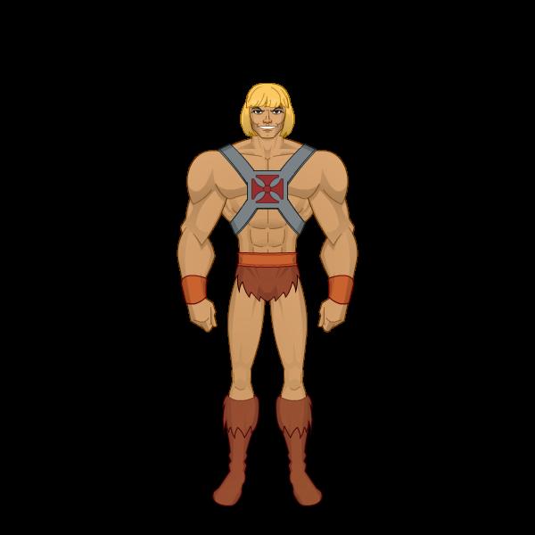 Sala de Aula I He-man