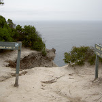 Int. of North Rill and Coastal Track (34502)