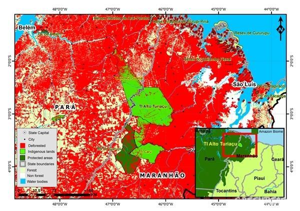 Alto Turiaçu Indigenous Land