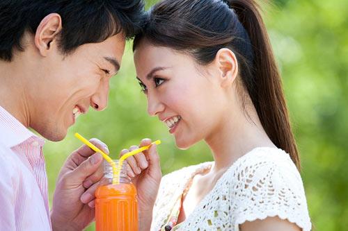 Thơ vợ chồng lãng mạn