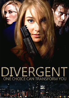 Filme Poster Divergente TS XviD Dual Audio & RMVB Dublado