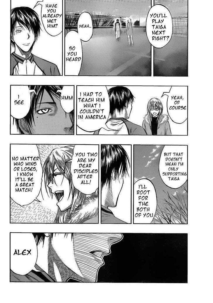 Kuroko no Basket Manga Chapter 144 - Image 14