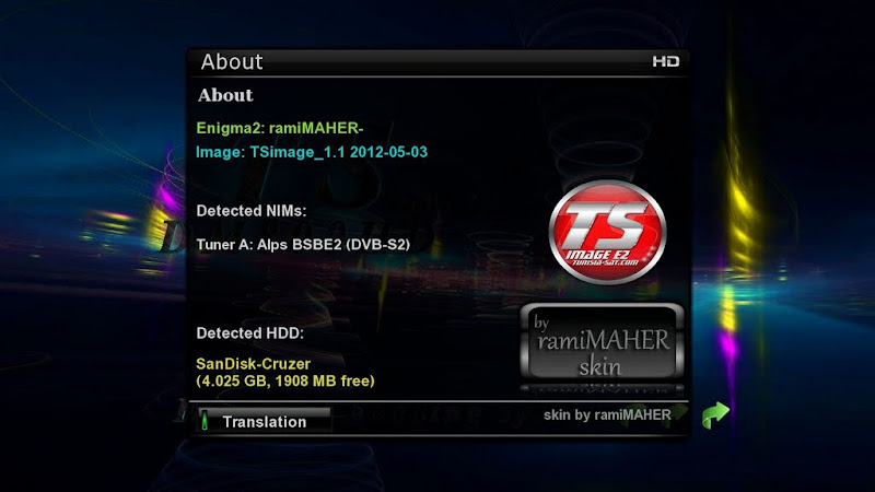 TSimage-dm800hd-1-1-0RM-SARI