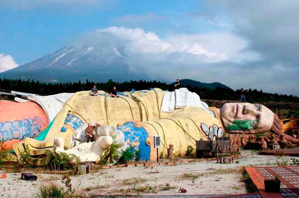 Parque de Los Viajes de Gulliver