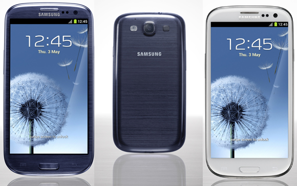 Spesifikasi Samsung Galaxy S3