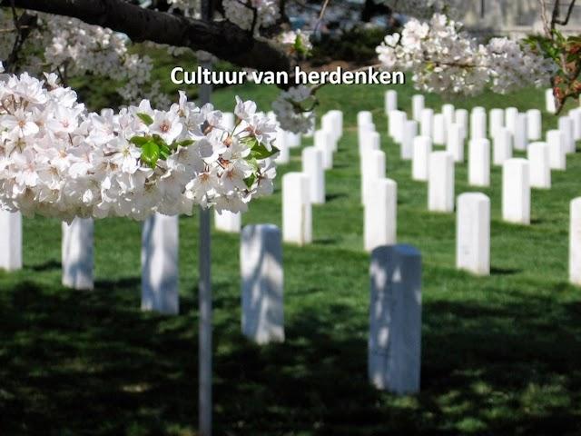 Cultuur van herdenken