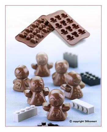 Cetakan Coklat SCG15-Mood