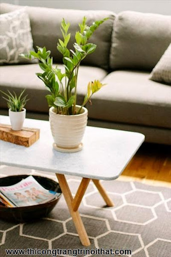 6 cách làm mới phòng khách ít tốn kém - <strong><em>Thi công trang trí nội thất</em></strong>-3