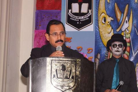 Mtro. Gustavo García Ríos.