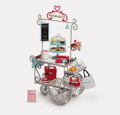 GOTY 2015 Grace Thomas Pastry Cart