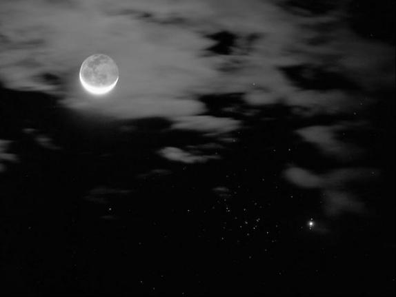 Chùm thơ đối diện đêm đen