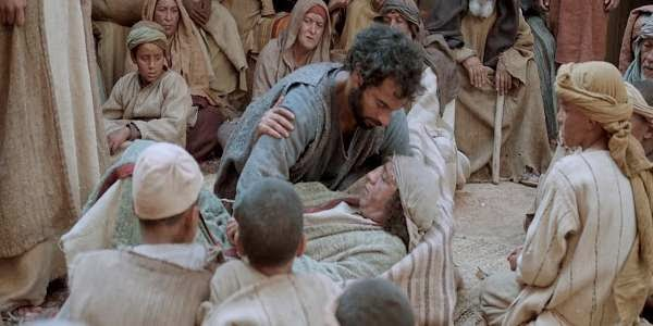 Screen Shot Of Hollywood Movie Son of God (2014) Download And Watch Online Free at Alldownloads4u.Com