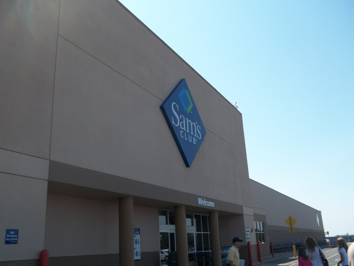 Our local Sam's Club