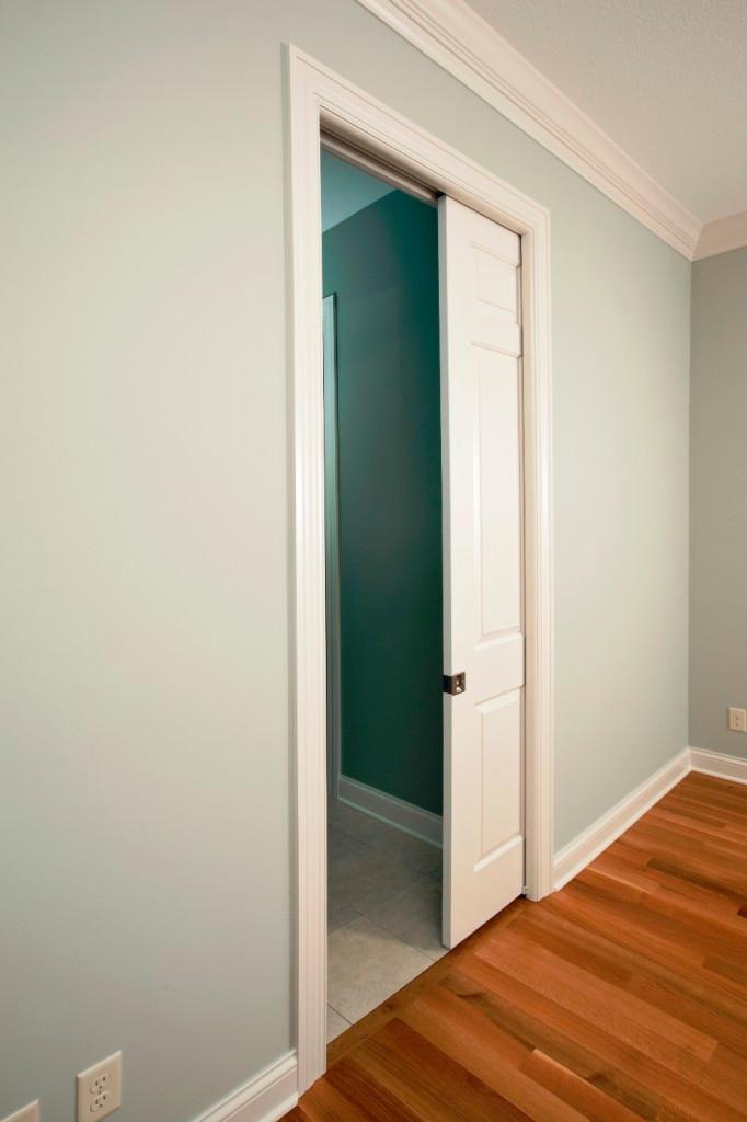 How to Install a Pocket Door in An Existing Doorway