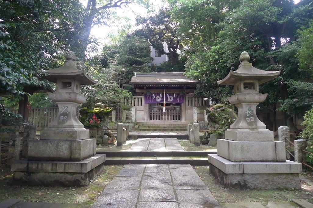 tokyo sanctuaire nezu