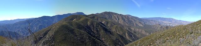 ridge panorama