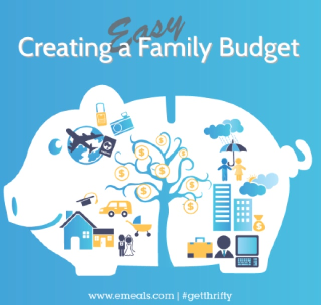 nanny to mommy creating your first family budget