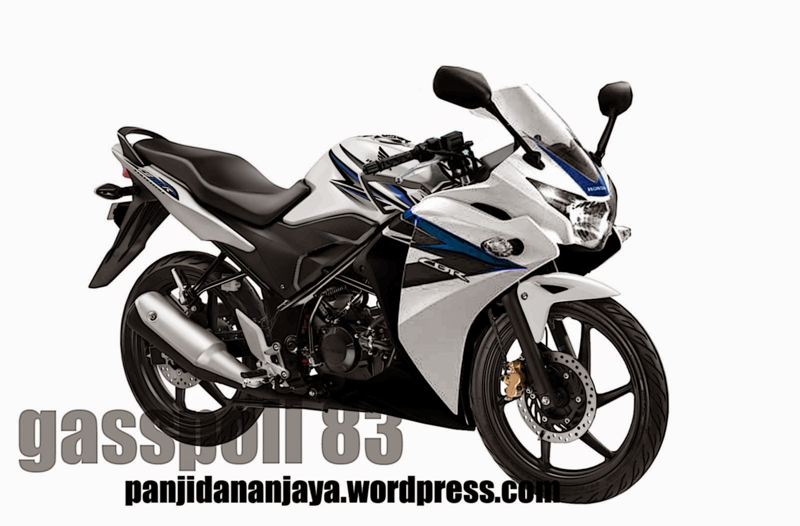 modifikasi honda cb150r full fairing