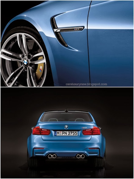 2015 bmw m3 Wheel and Body Style