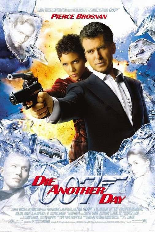 Poster Of Die Another Day (2002) Full Movie Hindi Dubbed Free Download Watch Online At Alldownloads4u.Com